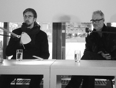 In conversation with Denis Côté (September 28, 2013, Kaunas International Film Festival, Kaunas, Lithuania