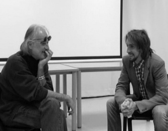 In conversation with Béla Tarr (October 5, 2011, Gallery 101, Kaunas, Lithuania